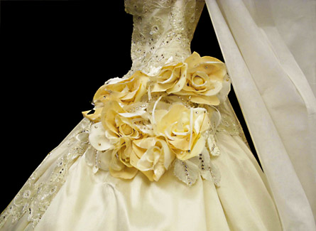 Order Your Custom Wedding Dress With Touch Of Class Today